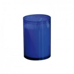 Kerzen Brenneinsätze blue