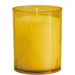 Kerzen Brenneinsätze amber