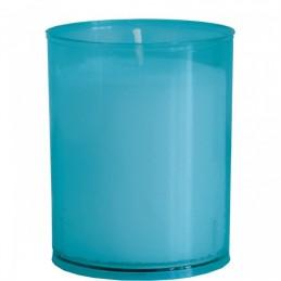 Kerzen Brenneinsätze aqua