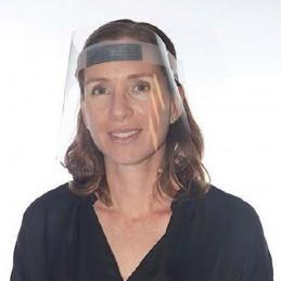 Gesichtsschutz / Gesichtsschutzmaske / Gesichtsschild / Gesichtsvisier aus PET