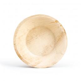 Palmblatt Schale rund 13 x 13 cm, 150 ml