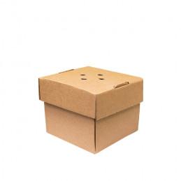 Burger-Faltbox Karton...