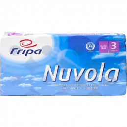 Fripa-Toilettenpapier Nuvola, 3-lagig