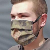 Community-Masken / Mund- und Nasenmasken aus Stoff